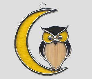 stained glass owl l 1771 best stained glass birds images on