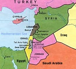 Map Of Middle East Israel by This Traveler Yearns For Peace In The Middle East Travel