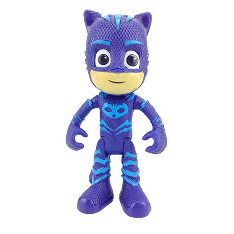 Spesial Mainan Edukasi Figur Pj Masks figure pj masks catboy owlette gekko 6pcs multi color jakartanotebook