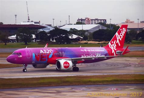 airasia ask airasia airbus a320neo 9m neo by a320theairliner on