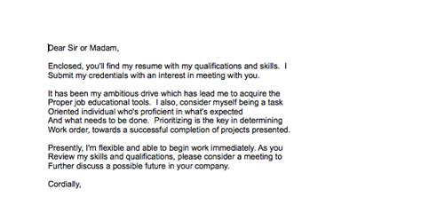 things to say in a cover letter how not to write a cover letter