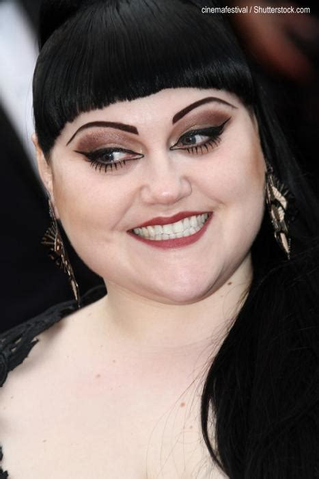 Bett Dito by Beth Ditto Hairstyles