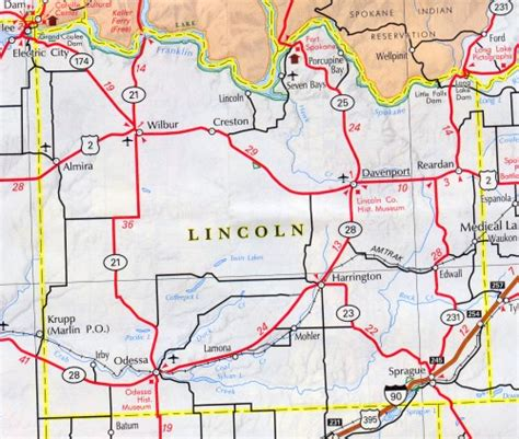 what county is lincoln in lincoln county images