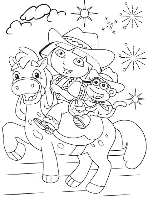dora and friends coloring pages games free coloring pages of dora puzzle