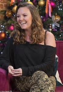 janine butcher curly hair eastenders loses out to coronation street in christmas day