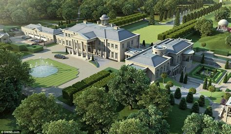 Southern Homes House Plans plans unveiled for 163 60m windlesham house in surrey