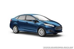 Ford News Ford New Sedan 2016 Ganha Vers 227 O Blogauto