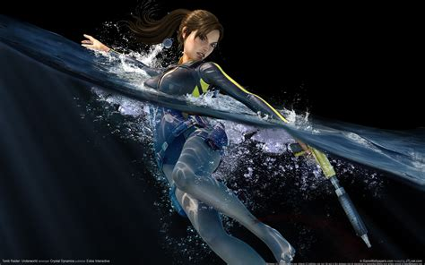wallpaper game ps3 keren tomb raider underworld game hd wallpapers hd wallpapers