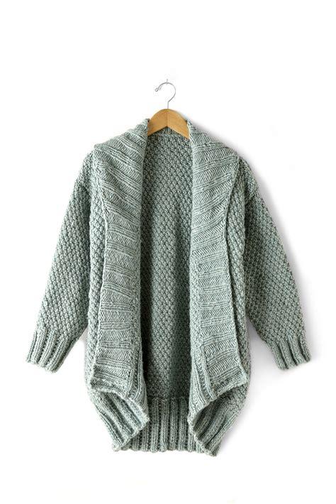 pattern of crochet sweater cocoon sweater crochet pattern crochet and knit