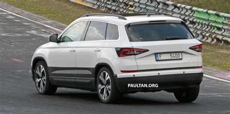 Interier by Skoda Karoq Yeti Replacement To Debut On May 18 Image 652477