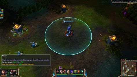 how to a to attack auto attack range indicator shown when hovering ad in new patch leagueoflegends