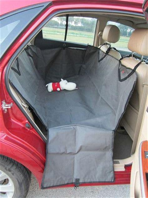 Rear Seat Pet Hammock pet cat rear seat car auto waterproof hammock blanket cover prote