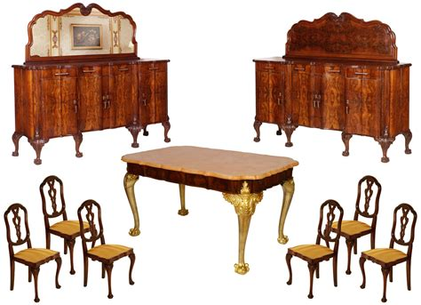 chippendale dining room set antique baroque dining set chippendale carved walnut mag41