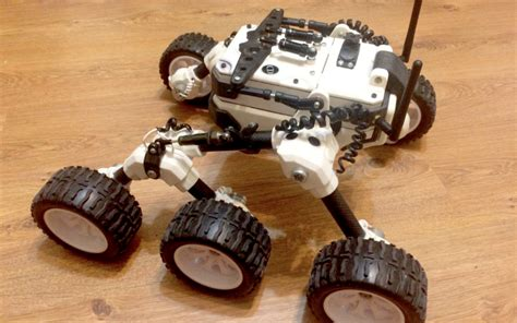 how many rovers landed on mars this amazing 3d printed rover inspired by the martian