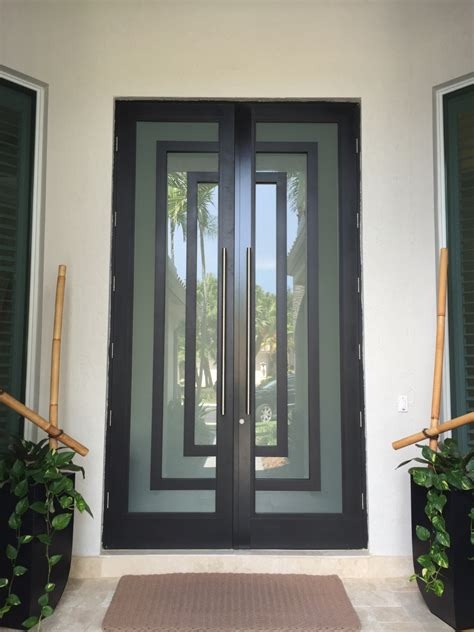 Hurricane Exterior Doors Ornamental Doors Security Door