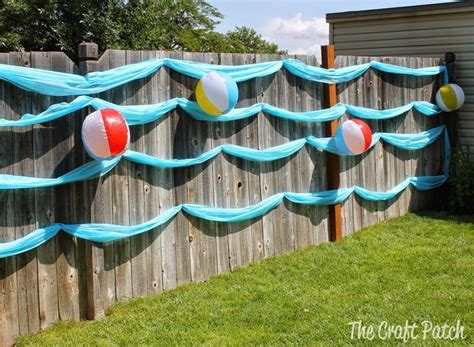 hawaiian backyard party ideas 17 best ideas about backyard party decorations on pinterest kids party games party