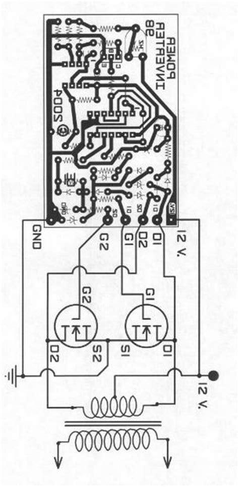 Mos Fet Power Inverter