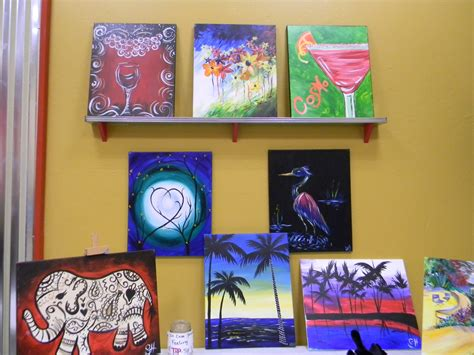 paint nite ft myers at painting with a twist in fort myers 365