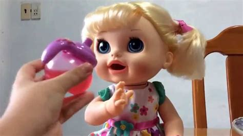 Baby Alive Baby Real baby alive real surprises baby doll from hasbro