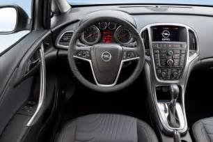 Opel Astra 2012 Interior 2014 Opel Astra Review Prices Specs