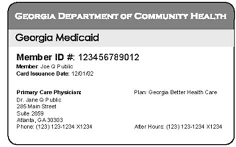 health insurance cards templates meps state specific showcards