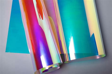 A Dichroic Look by 3m Dichroic Glass Finishes Come In Two Different Color