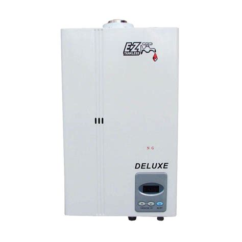 ez tankless deluxe on demand 4 4 gpm 85 000 btu propane
