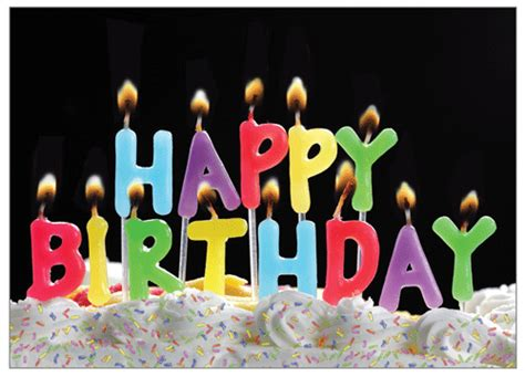 Happy Birthday Wishes Animated Gif 70 Happy Birthday Anime Gif Images Meme And Filthy