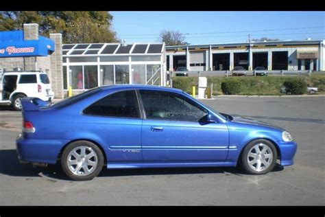 1999 Honda Civic Si Engine by 1999 Honda Civic Si The And Best Vtec Screamer