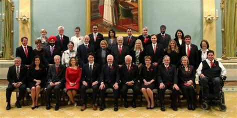 Cabinet Des Ministres Canada by Quot Because It S 2015 Quot Teaching News