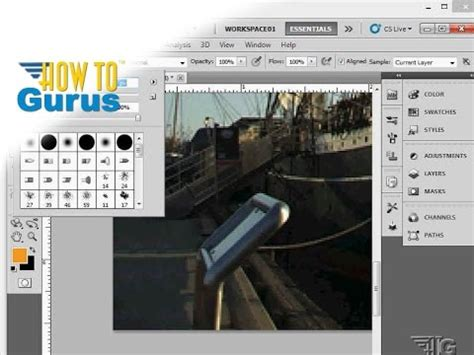 tutorial photoshop cs5 photo editing how to do photo editing and photo retouch in adobe