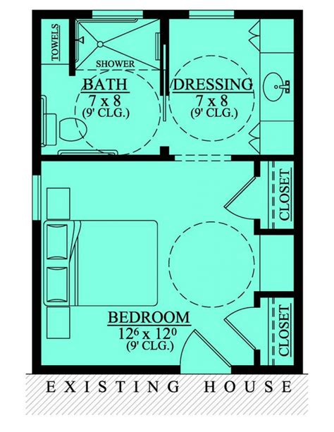 Handicapped Accessible House Plans by 653681 Wheelchair Accessible Mother In Law Bedroom