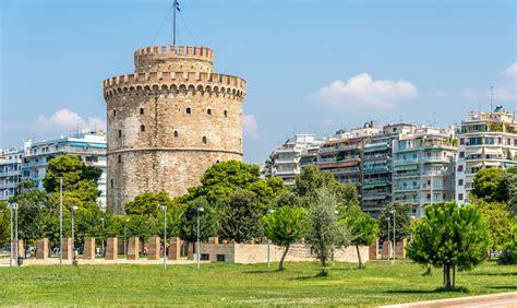 Narrow Houses mandrino city hotel at thessaloniki greece