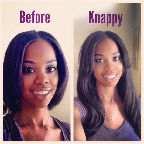 Knappy Clip In Hair Extensions | knatural coarse clip in set knappy hair extensions