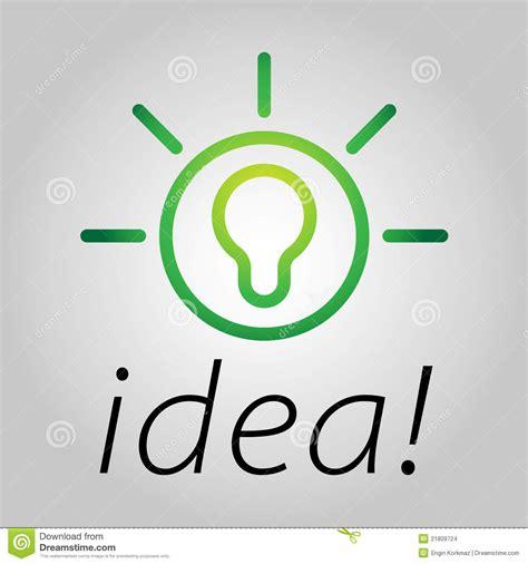 Bright Idea L by Bright Idea Stock Images Image 21809724