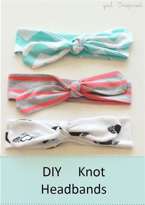 Knot Basic Headband Knot Headband Tutorial Go To Sew All Sewn Up