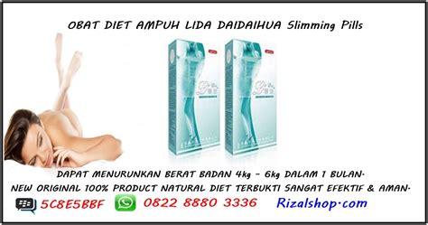 Obat Pelangsing Badan Lida Daidaihua Original 30kapsul obat diet uh lida daidaihua pills original