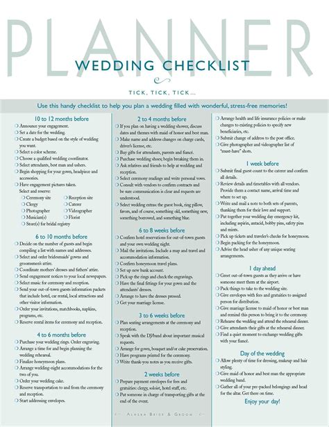 free printable wedding planner pdf free printable wedding planner organizer siudy net