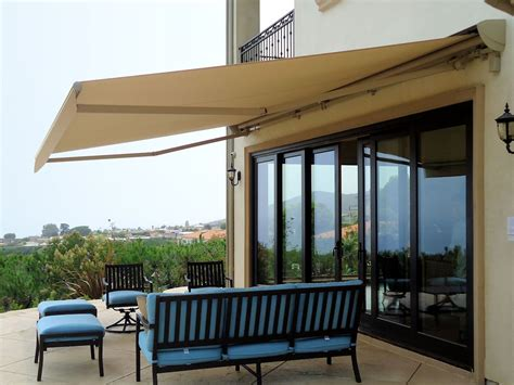 excellent sunbrella retractable awning options