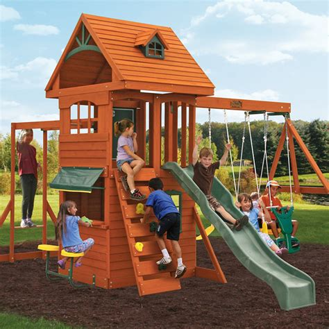 big backyard lexington wood gym set download big backyard lexington wood gym set s44design com