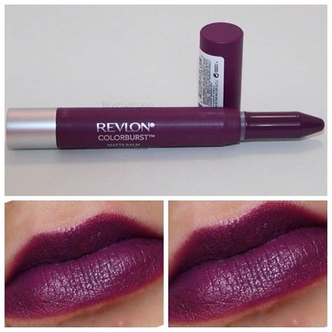 Lipstik Revlon Matte Colorburst new revlon colorburst matte balm in quot shameless quot i must