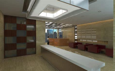 Meja Receptionist Kantor desain meja concierge atau receptionist untuk perkantoran