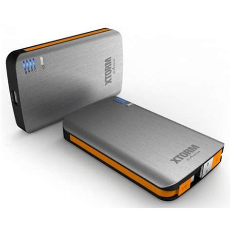 le de secours rechargeable batterie externe rechargeable 7300 mah muvit xtorm powerbank al370 silver top achat