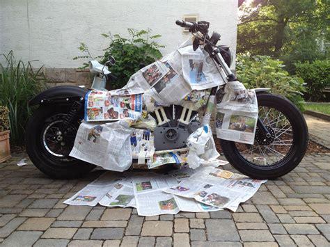 Motorrad Lackieren Darmstadt xl 1200n nightster motor pulverbeschichten s 3