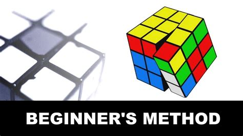 snyder method tutorial rubik s cube easiest tutorial on how to solve a rubik s cube beginner