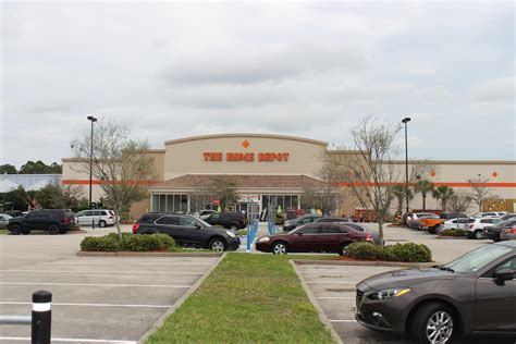 home depot palm coast hours