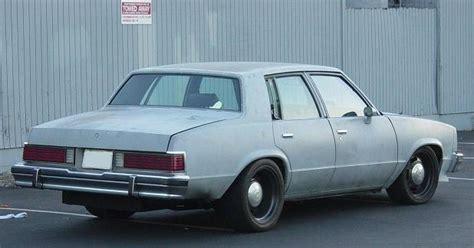 Sleeper Buick Regal by 4dr Sleeper G Gbodyforum 78 88 General Motors A