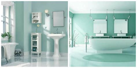 trend of dazzling hues for modern bathroom nationtrendz