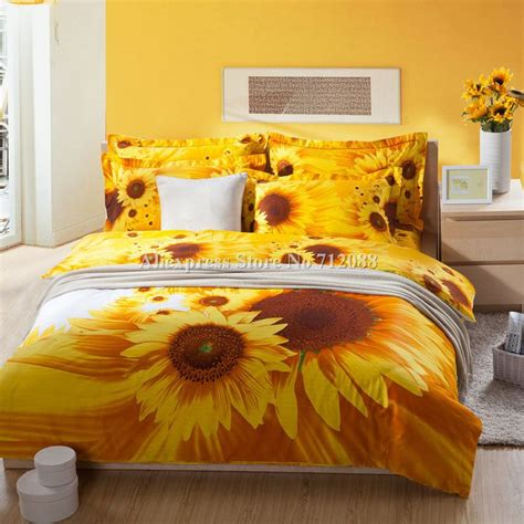 sunflower comforter 159 best images about sunflower bedroom on pinterest