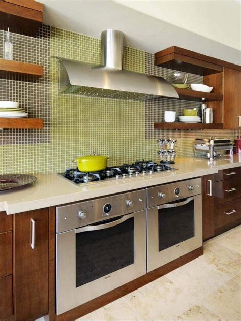 kitchen backsplash glass tile designs and beautiful kitchen backsplashes
